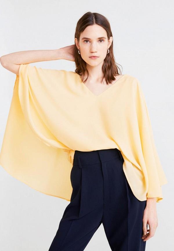 Блуза Mango Mango MA002EWEYPV0 блуза mango блуза