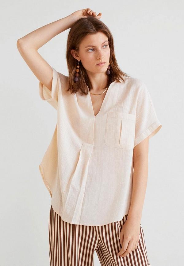 Блуза Mango Mango MA002EWFBUL7 цена 2017