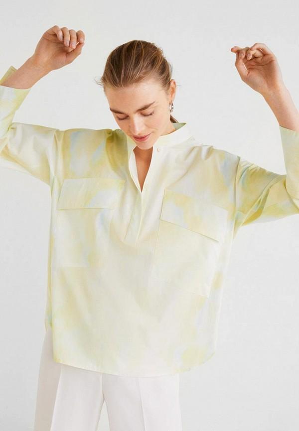 Блуза Mango Mango MA002EWFBUN7 блуза mango mango ma002ewcthp3