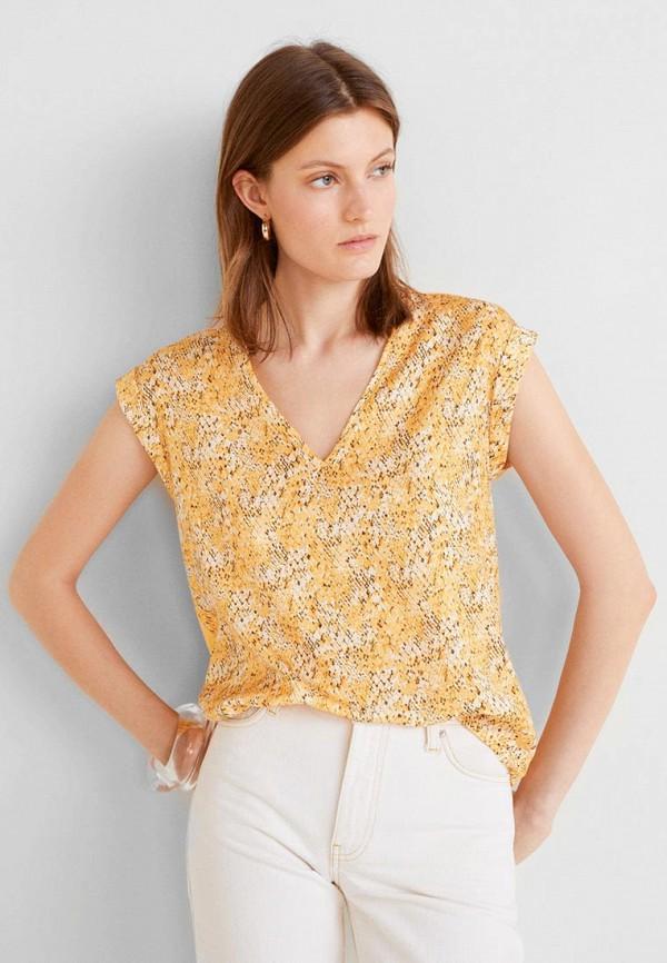 Блуза Mango Mango MA002EWFCNT7 блуза mango блуза
