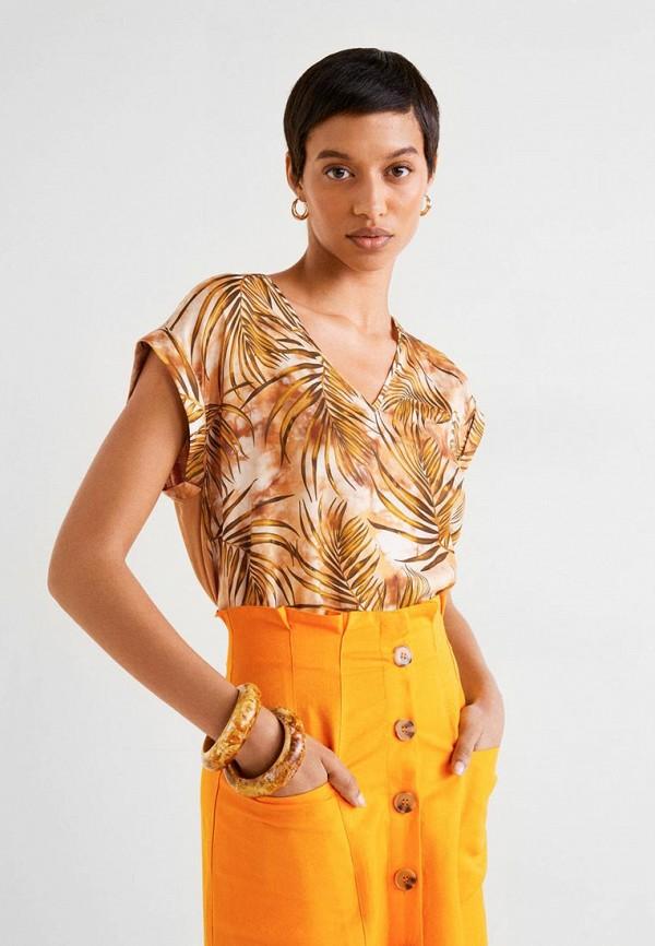Блуза Mango Mango MA002EWFCOO1 блуза mango блуза