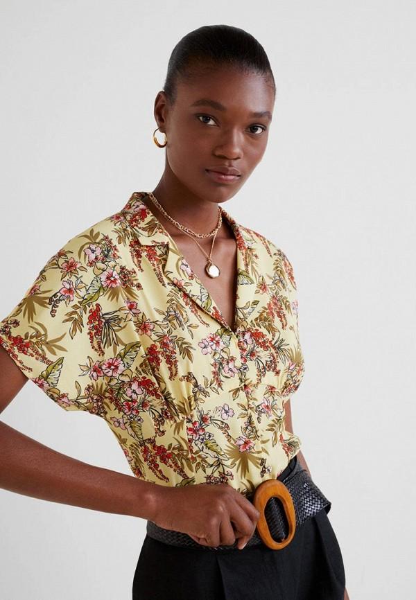 Блуза Mango Mango MA002EWFCOU8 блуза mango блуза