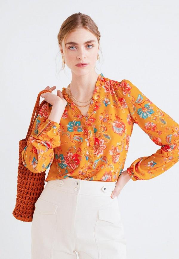 Блуза Mango Mango MA002EWFCOV4 блуза mango блуза