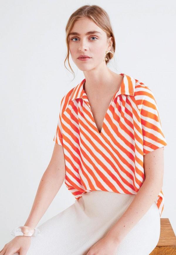 Блуза Mango Mango MA002EWFCOV6 блуза mango блуза