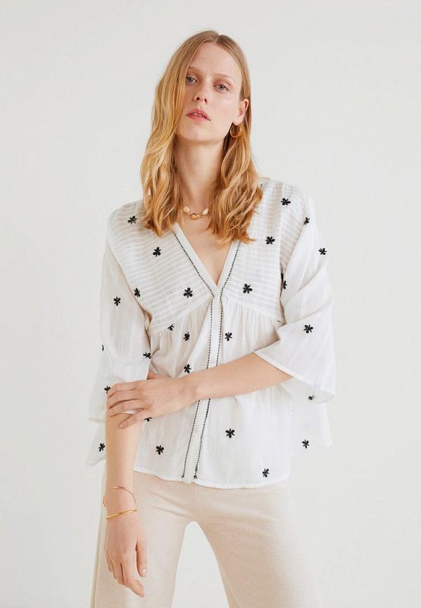 Блуза Mango Mango MA002EWFEGM4 блуза mango mango ma002ewcmex5