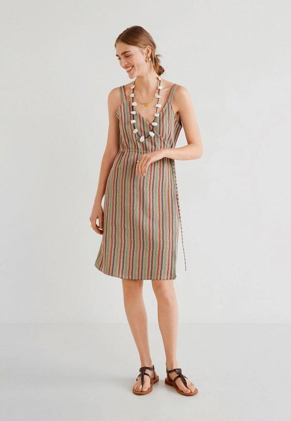 Платье Mango Mango MA002EWFEGQ6 недорго, оригинальная цена