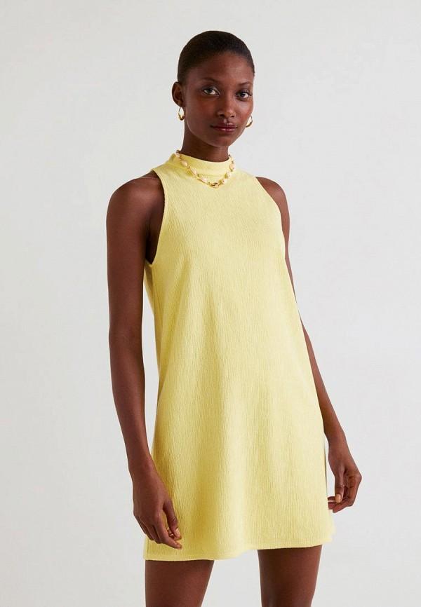 Платье Mango Mango MA002EWFEGR6 недорго, оригинальная цена