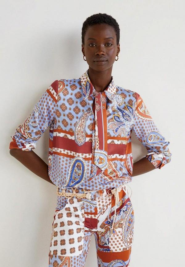 Блуза Mango Mango MA002EWFEGW0 блуза mango mango ma002ewvnh19