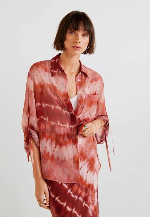 цены на Блуза Mango Mango MA002EWFEHM9  в интернет-магазинах