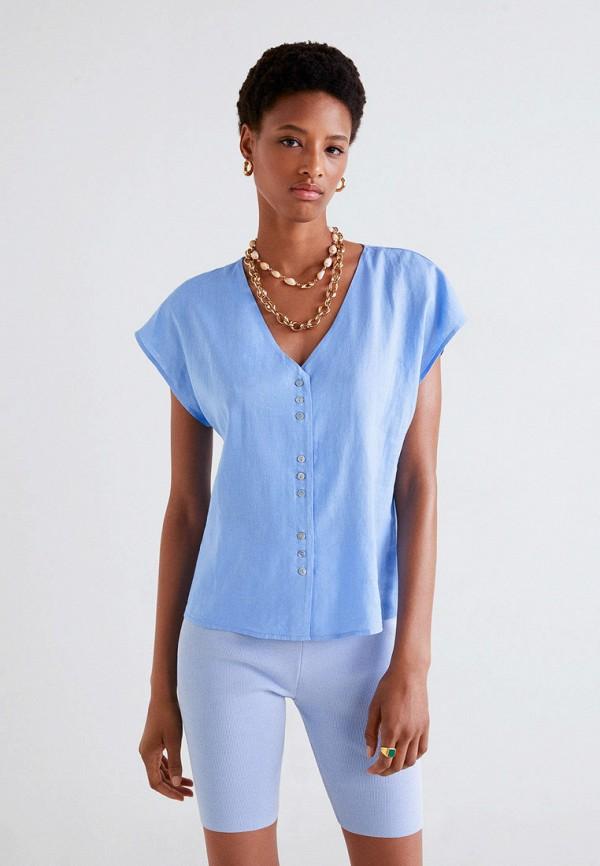 Блуза Mango Mango MA002EWFFJU7 блуза mango mango ma002ewcmex5