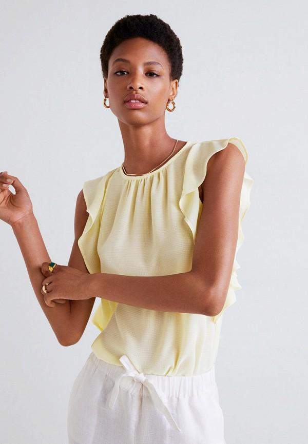Блуза Mango Mango MA002EWFGGI9 блуза mango mango ma002ewcmex5