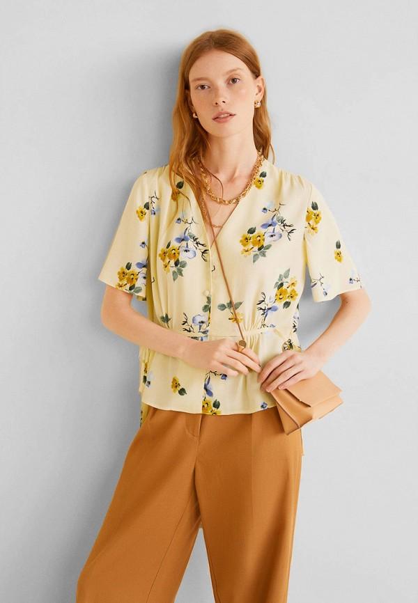 Блуза Mango Mango MA002EWFJFZ4 блуза mango mango ma002ewvnh19