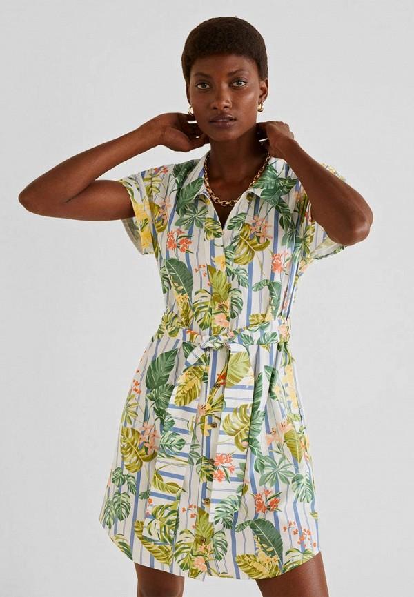 Платье Mango Mango MA002EWFMMV7 цена