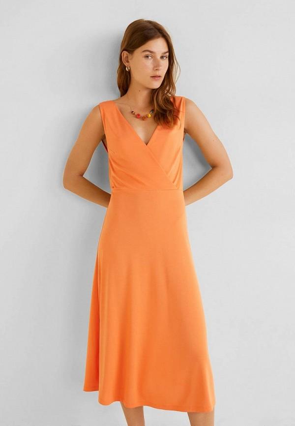 Платье Mango Mango MA002EWFMOS1 цена