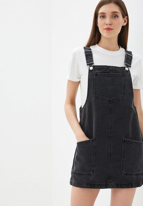 цена Платье джинсовое Mango Mango MA002EWFQJS7 онлайн в 2017 году