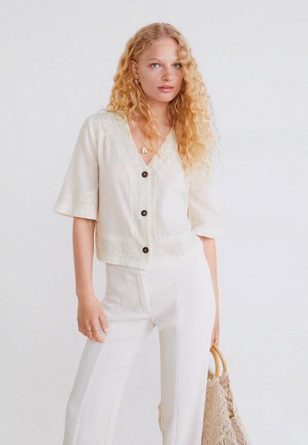 Блуза Mango Mango MA002EWFUNC3 блуза mango mango ma002ewfcmq2