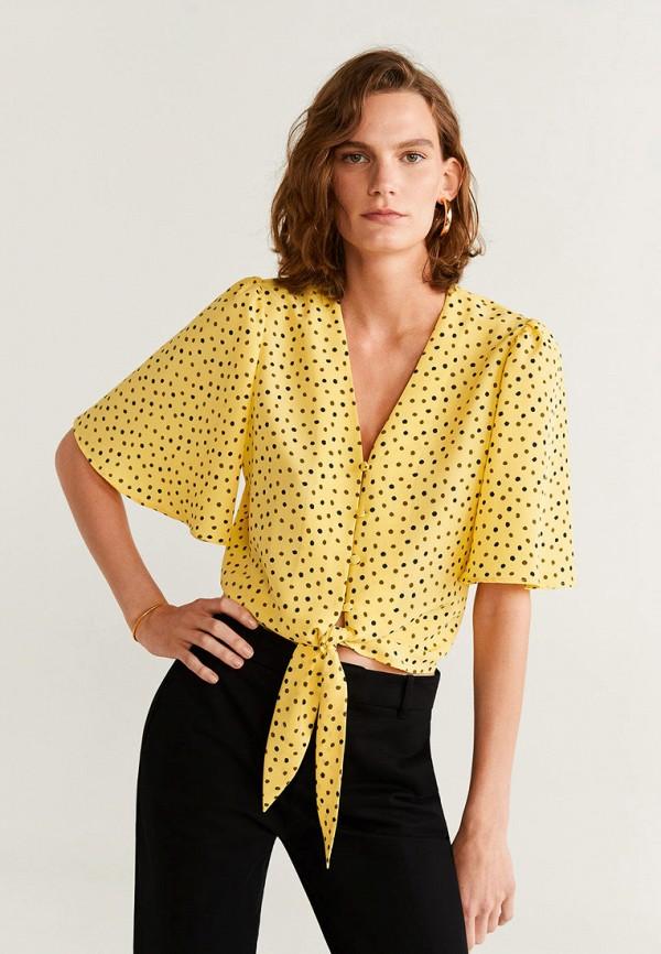 цены на Блуза Mango Mango MA002EWFWLX5  в интернет-магазинах