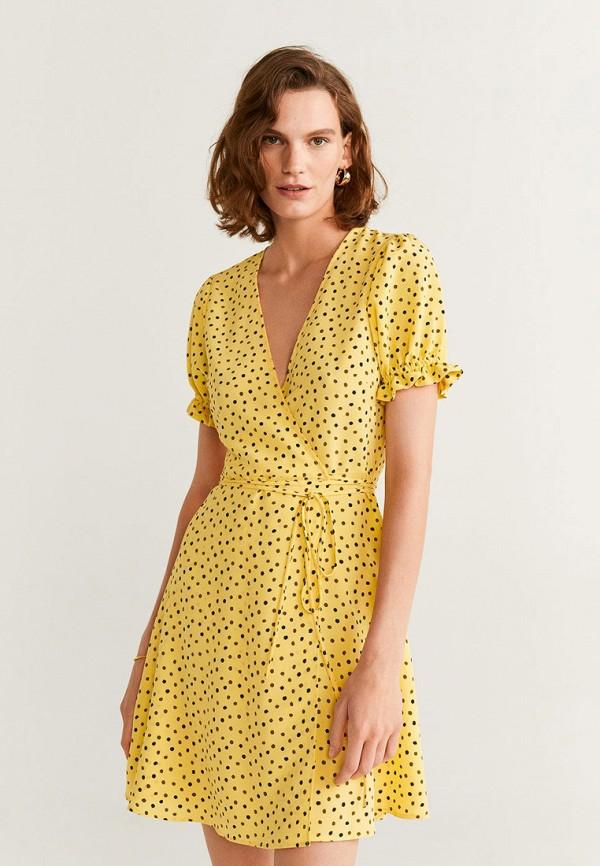 Платье Mango Mango MA002EWFWLX7 недорго, оригинальная цена