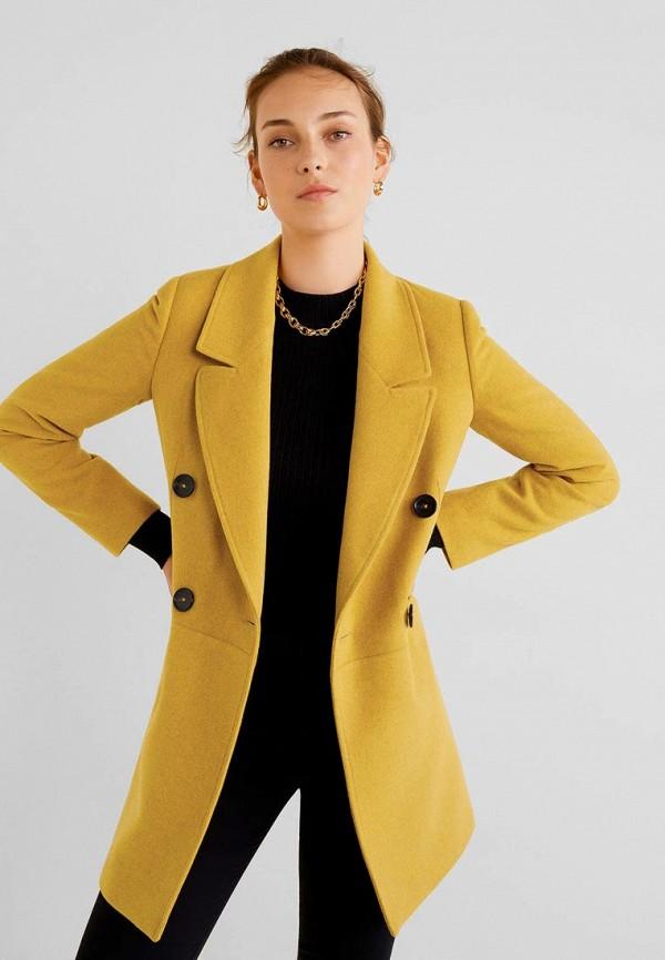 купить Пальто Mango Mango MA002EWFWLY4 по цене 8999 рублей