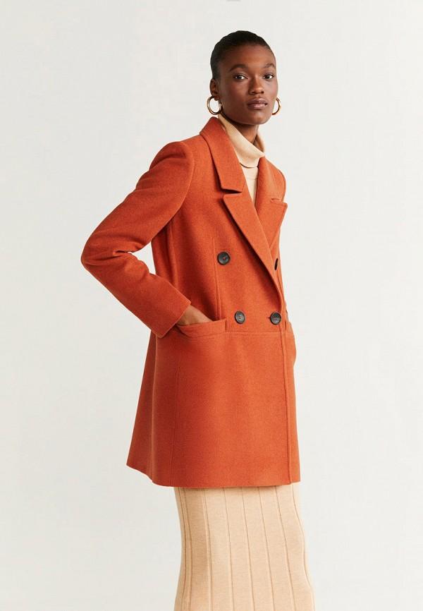 купить Пальто Mango Mango MA002EWFWLY6 по цене 8999 рублей