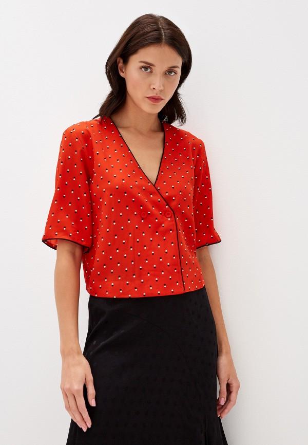 цены Блуза Mango Mango MA002EWFWMD9