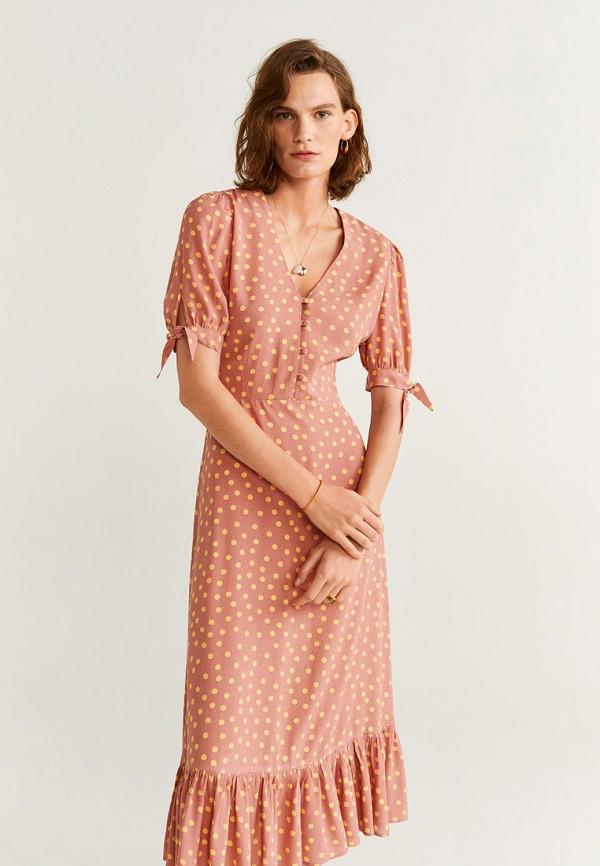 купить Платье Mango Mango MA002EWFWMF5 дешево
