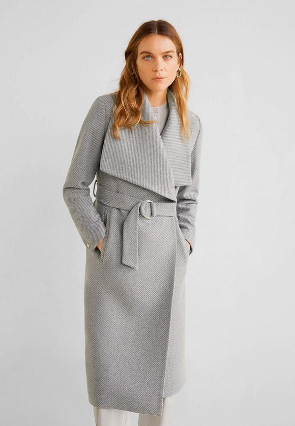 купить Пальто Mango Mango MA002EWFXBQ5 по цене 12999 рублей