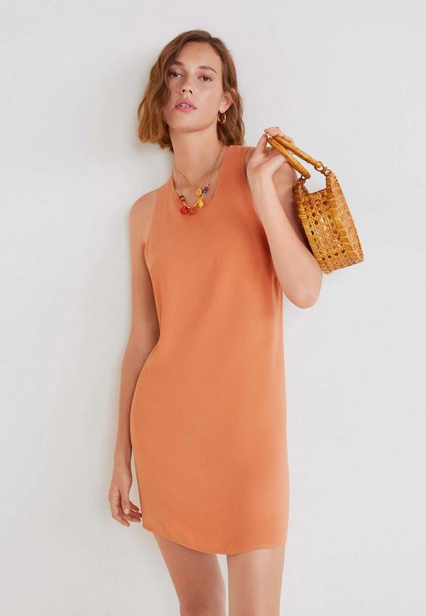 купить Платье Mango Mango MA002EWFZJB4 дешево