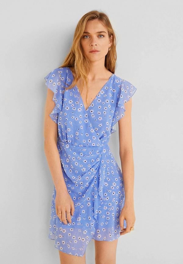 купить Платье Mango Mango MA002EWFZJD3 дешево