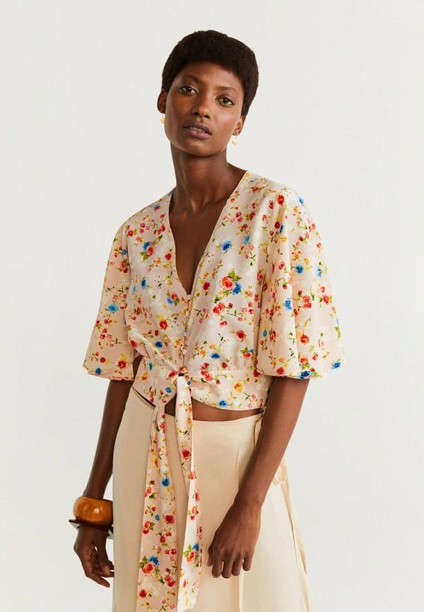 Блуза Mango Mango MA002EWGAAQ8 блуза mango mango ma002ewfbuc0