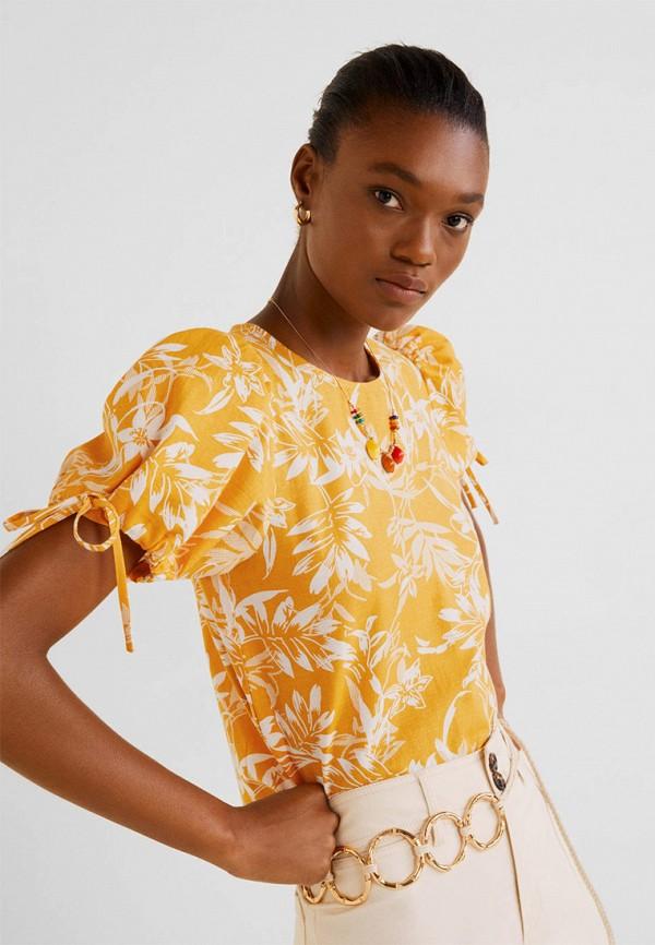цены на Блуза Mango Mango MA002EWGAAS1  в интернет-магазинах