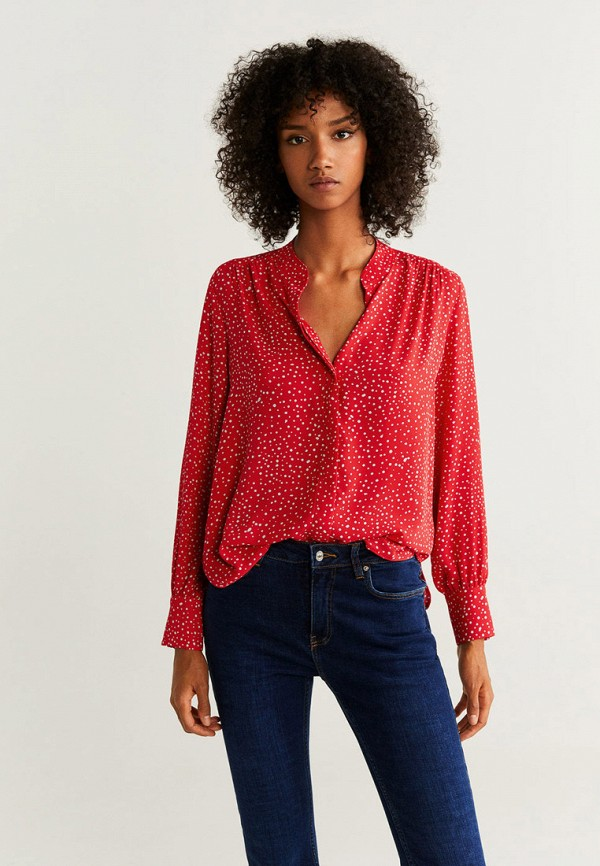 Блуза Mango Mango MA002EWGAAV1 недорго, оригинальная цена