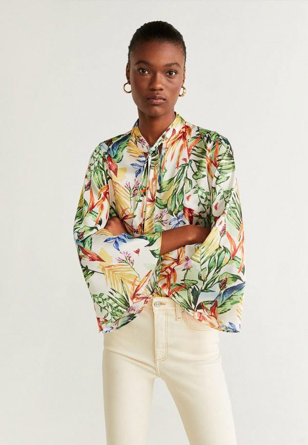 Блуза Mango Mango MA002EWGACR5 блуза mango mango ma002ewcaqf5