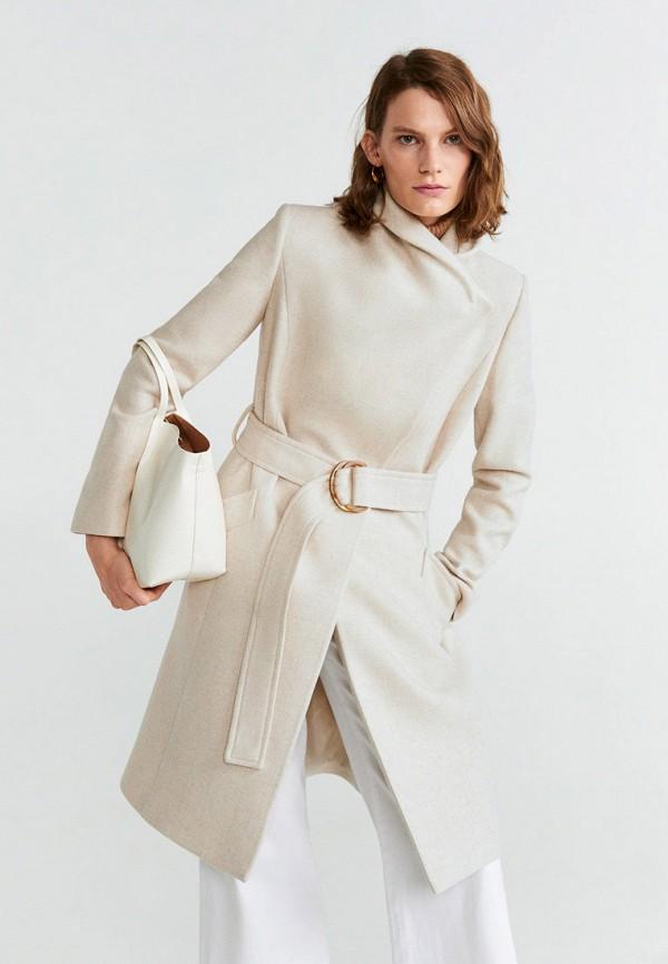 купить Пальто Mango Mango MA002EWGDDJ0 по цене 12999 рублей