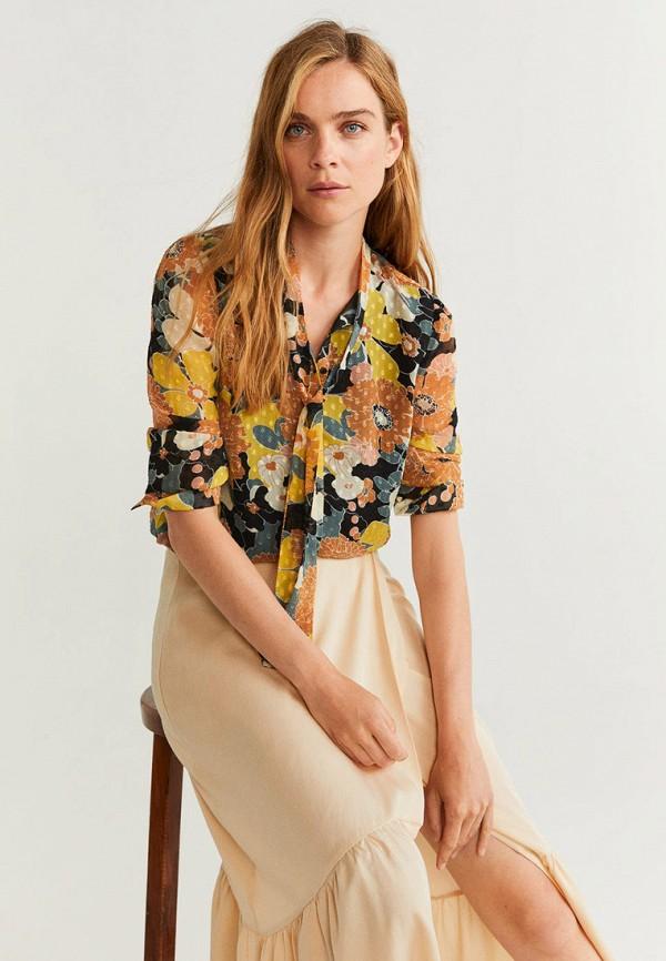 Блуза Mango Mango MA002EWGHTR1 блуза mango mango ma002ewgacl6