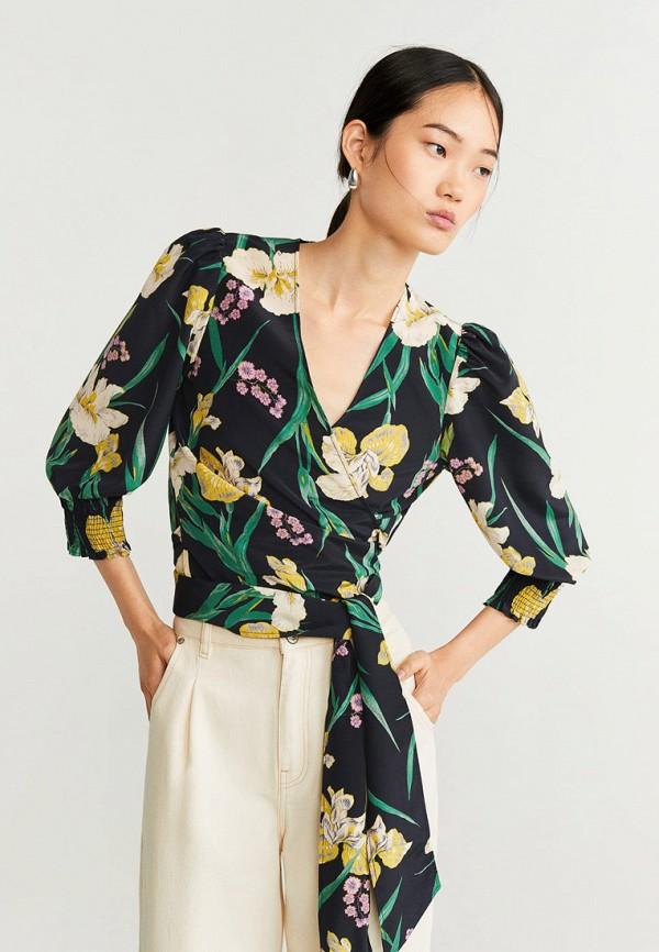 Блуза Mango Mango MA002EWGHTR2 блуза mango mango ma002ewfbuc0