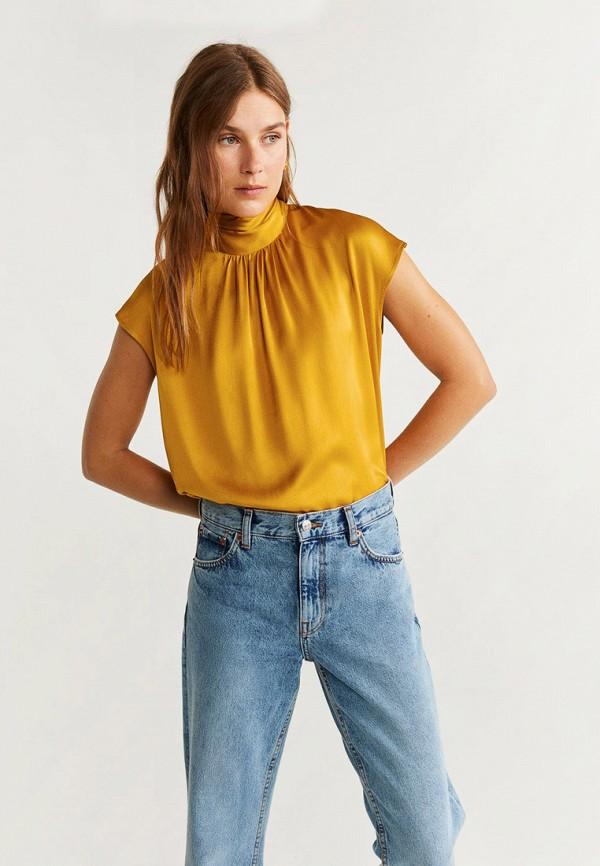 Блуза Mango Mango MA002EWGMIG9 блуза mango mango ma002ewcaqf5