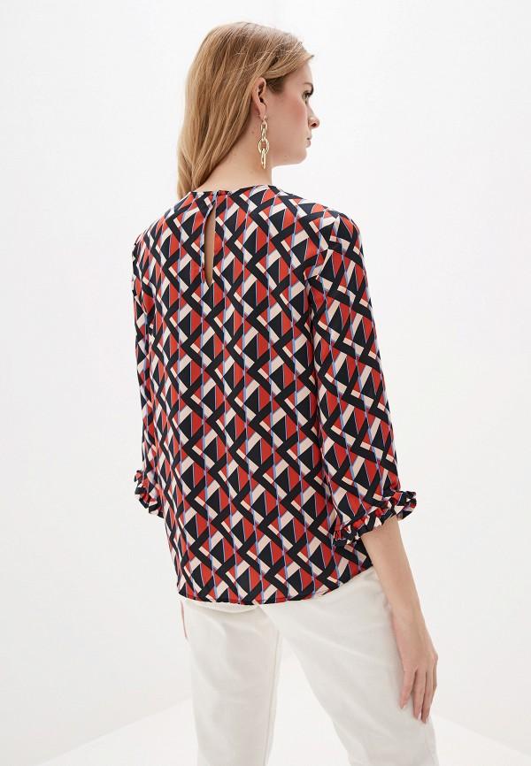Фото 3 - женскую блузку Mango разноцветного цвета