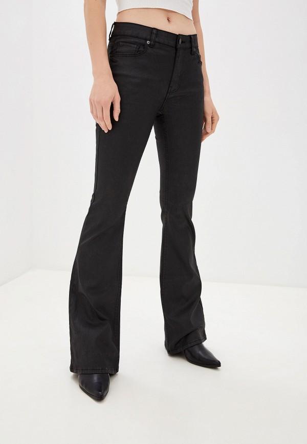 Фото - женские джинсы Mango черного цвета