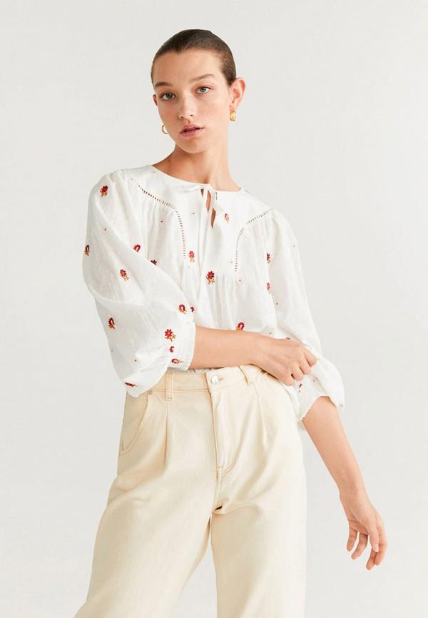 Блуза Mango Mango MA002EWHHBC3 блуза mango mango ma002ewijnl2