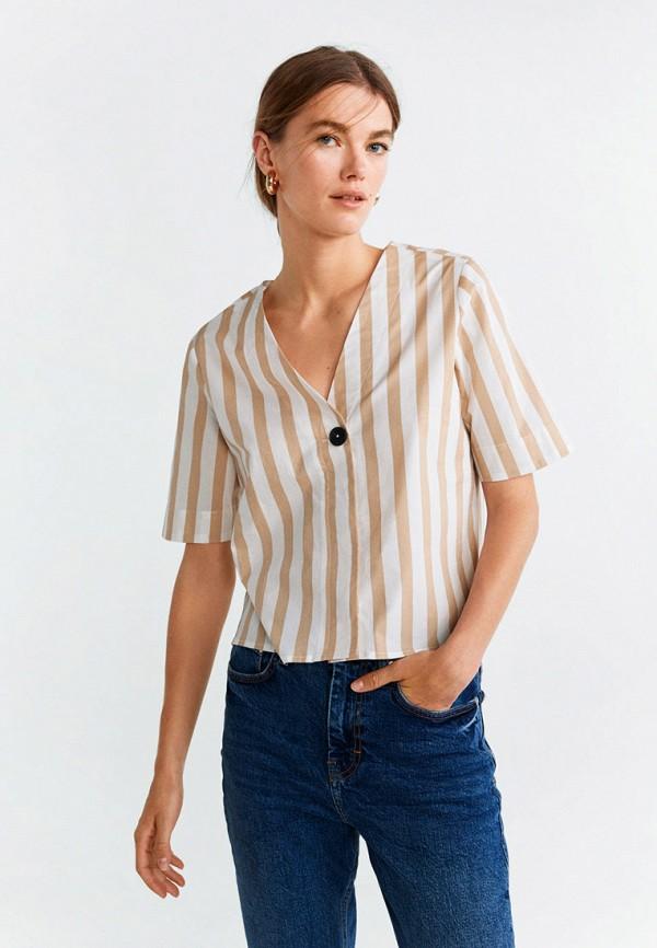 Блуза Mango Mango MA002EWIJLV7 блуза mango mango ma002ewijnl2