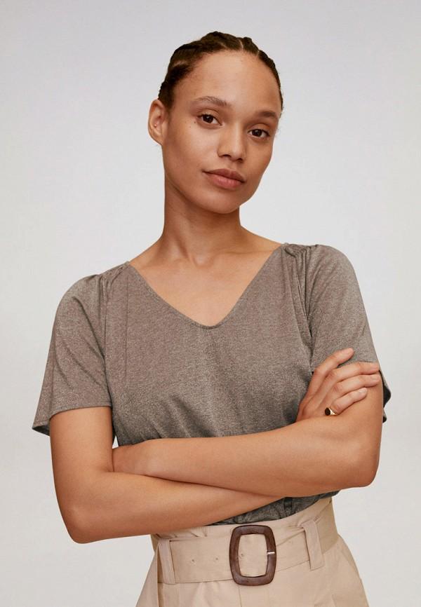 женская футболка mango