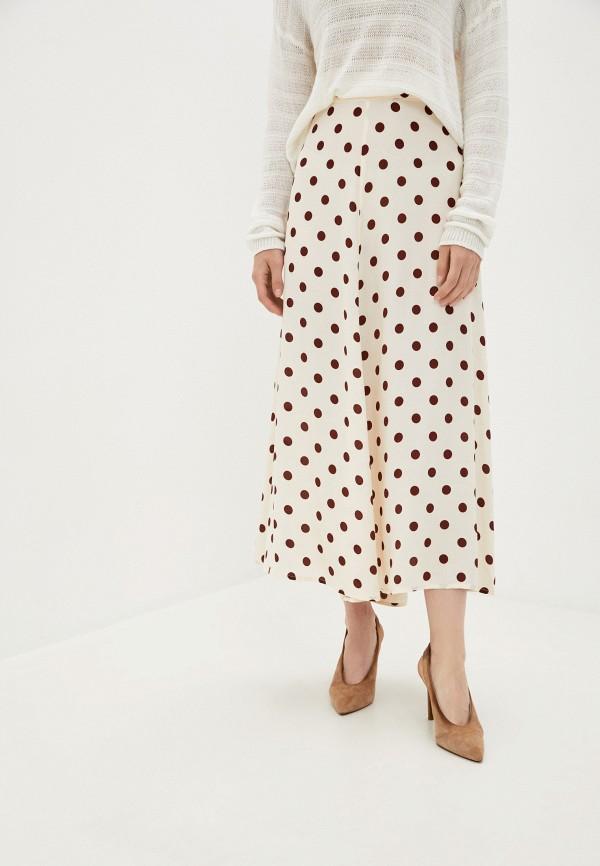 женская юбка mango, белая