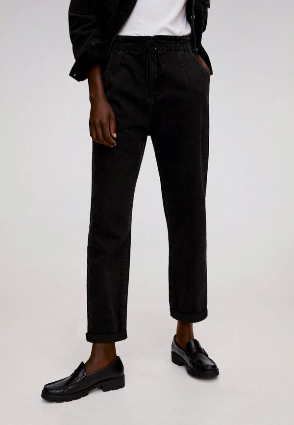 женские джинсы бойфренд mango, серые