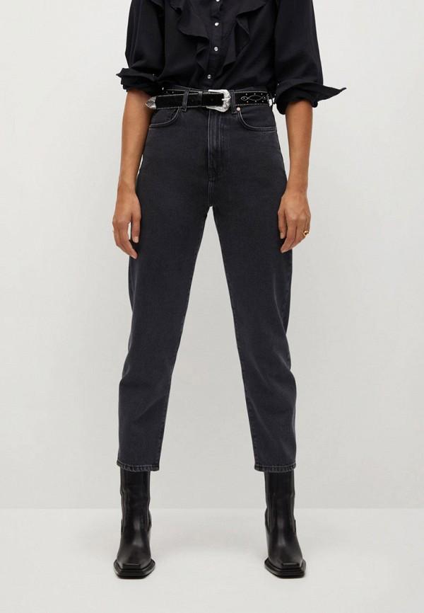женские джинсы скинни mango, серые