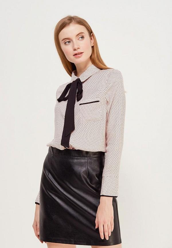 Фото - женскую блузку Mango розового цвета