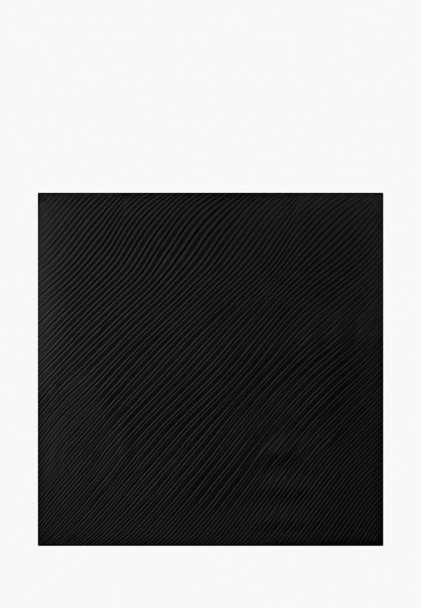 женский платок mango, черный