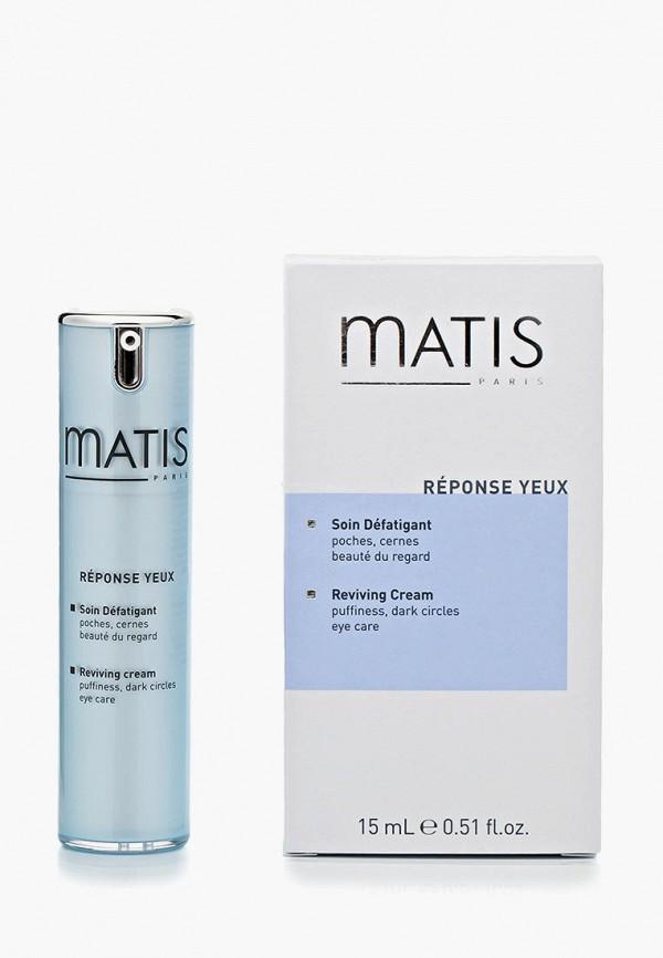 Купить Крем для кожи вокруг глаз Matis, восстанавливающий 15 мл, ma003lweg249, прозрачный, Осень-зима 2018/2019