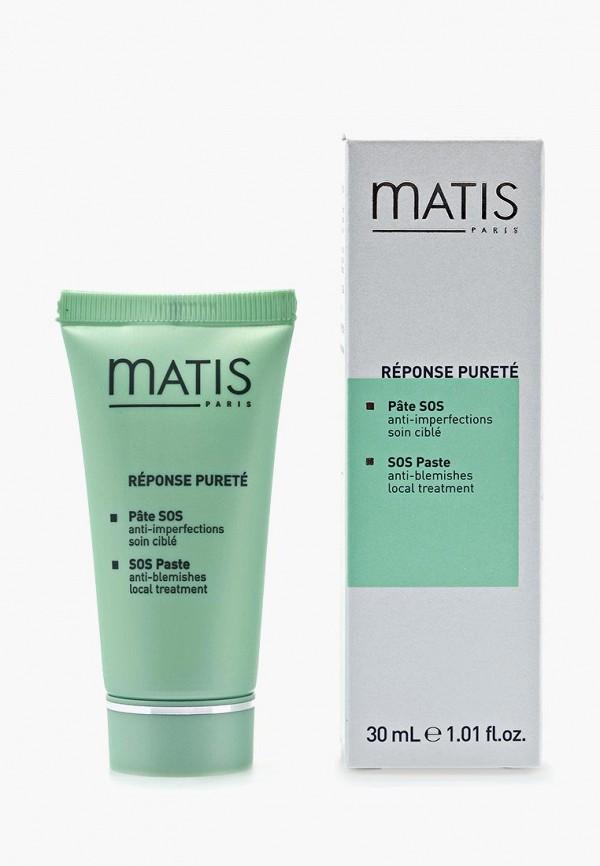 Крем для лица Matis Matis MA003MWHL473 lace hem floral print cami top with shorts