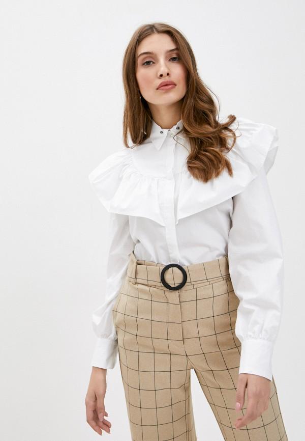 женская блузка manila grace, белая